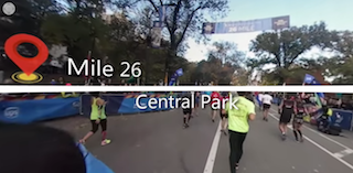 Diffusion PR & CyberLink's NYC Marathon VR experience