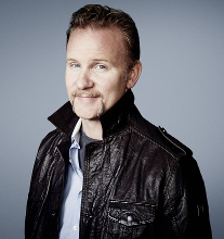 (Photo of Morgan Spurlock)