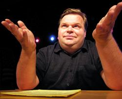 Mike Daisey stars in