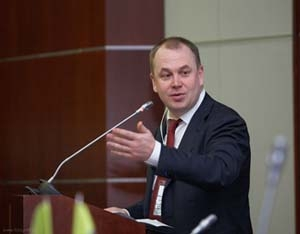 Stanislav Naumov, the current president of The Russian Public Relations Association