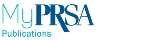 MyPRSA Account