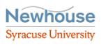 Syracuse University, S.I. Newhouse School of Public Communications (logo)