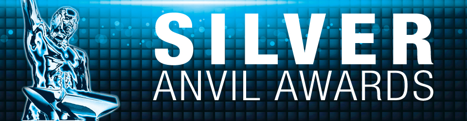 (Banner graphic of Silver Anvil trophy)